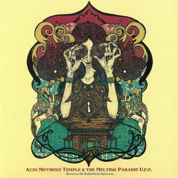 Acid Mothers Temple & The Melting Paraiso - U.F.O. Reverse Of Rebirth In Universe