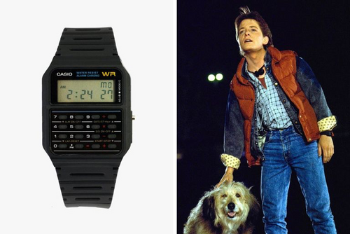 Iconic Watches In Film History