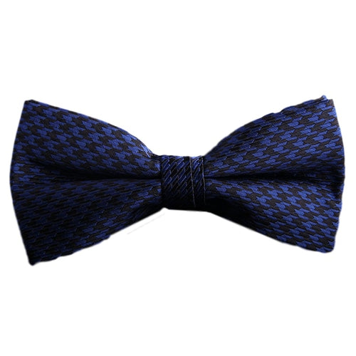 Navy Bow Tie with Adjustable strap