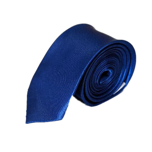 Blue Sport Smooth Tie