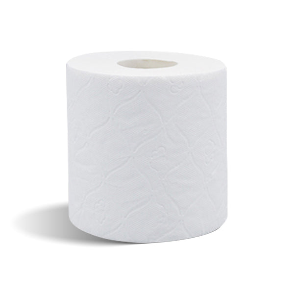 2 PLY TOILET TISSUE ROLL