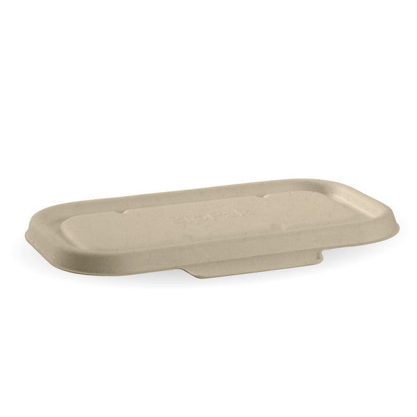 750 & 1,000ml Natural BioCane Takeaway Lid