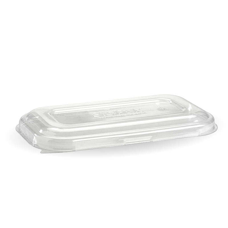750 & 1,000ml Clear PET Takeaway Lid
