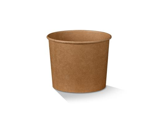 Brown Kraft Bowl 12oz