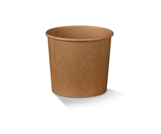 Brown Kraft Bowl 16oz