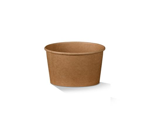 Brown Kraft Bowl 8oz