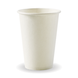 10oz Single Wall White BioCup