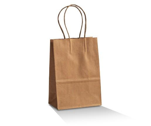 Brown Kraft Bag - Baby