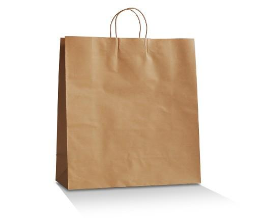 Brown Kraft Bag - Large