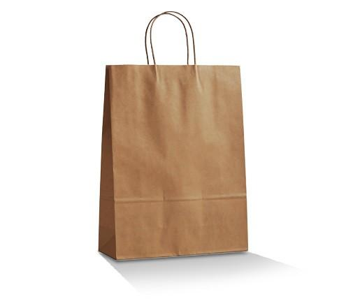 Brown Kraft Bag - Medium