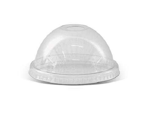 PET Dome Lid (Cold) - 16/20/22oz