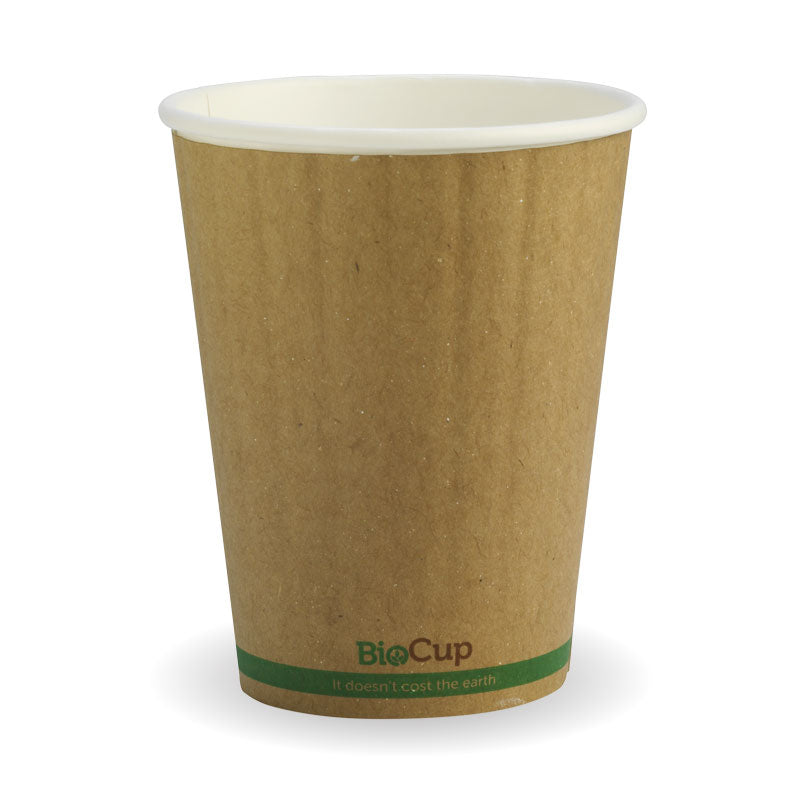 12oz Double Wall Kraft Brown BioCup