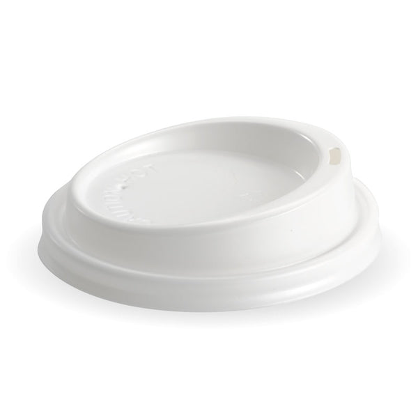 8(90mm) 12, 16 & 20oz BioCup PS Large Recyclable Lid