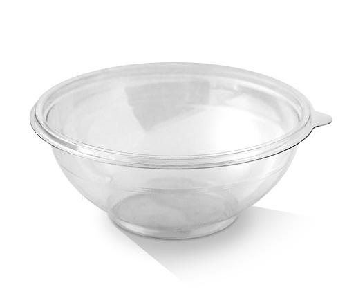Clear PET Bowl 24oz / 750ml