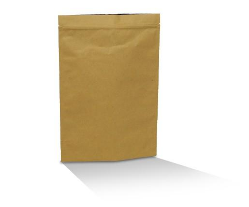Brown kraft coffee pouch 1000G