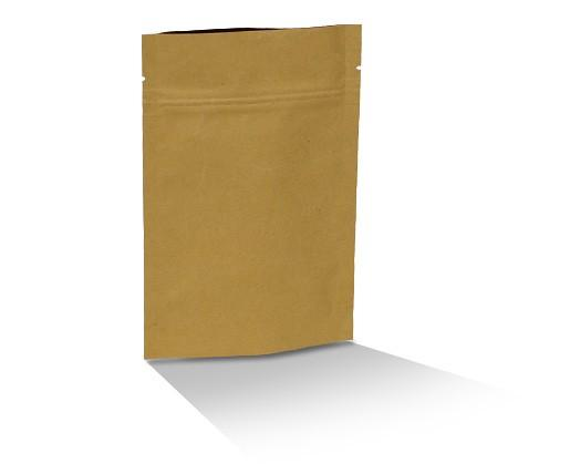 Brown kraft coffee pouch 70G