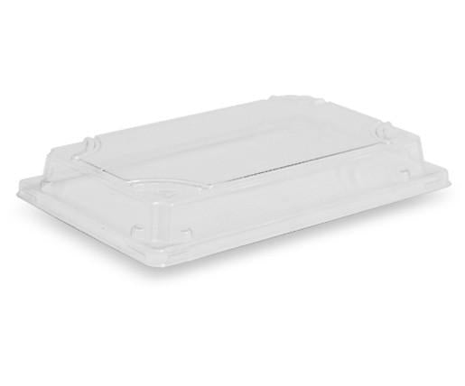 PET Lid / sushi tray large