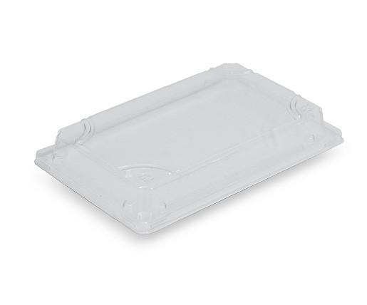 PET Lid / sushi tray extra large