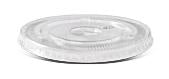 6/8 oz PET flat lid / X slot