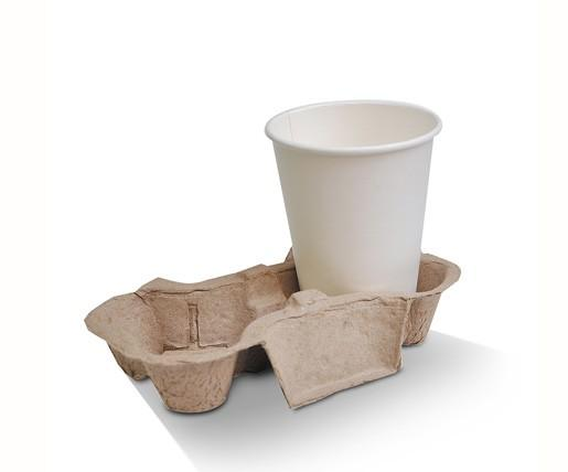 2 cell cup holder