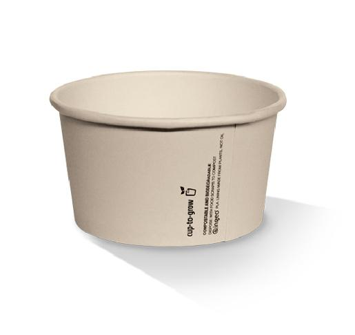 8oz PLA Coated Ice-Cream Cup