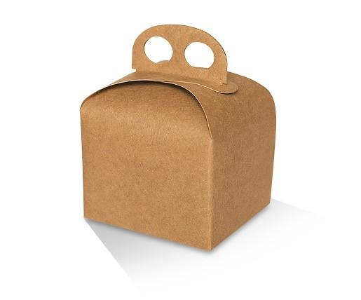 Kraft Cake Box - Small