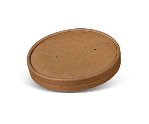 Paper Lids 118mm -fit 26/32 oz Bowl