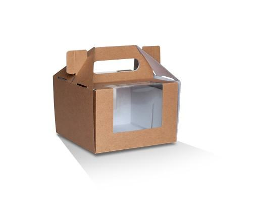 Pack'n'Carry Cake Box 6""