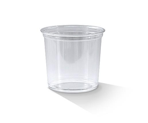 24oz/750ml PET Deli Container