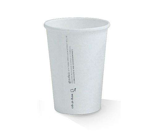 10oz PLA coated Single Wall Cup / plain