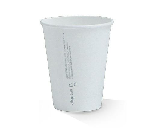 12oz PLA coated Single Wall Cup / plain