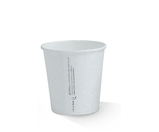 6oz PLA coated Single Wall Cup /plain