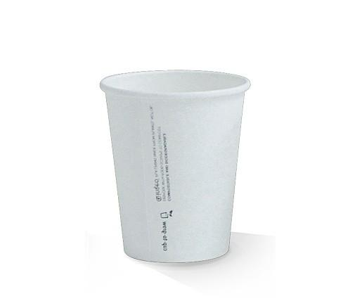 8oz PLA coated Single Wall Cup / standard