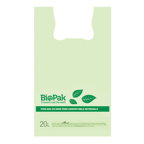 20L BioCheckout Bag