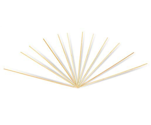 Bamboo Round Skewer 200mm