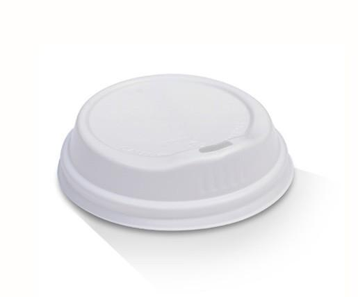 *8/12/16/20oz Biodegradable Lid / White
