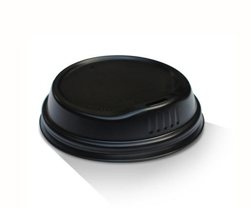 *8/12/16/20oz Biodegradable Lid / Black