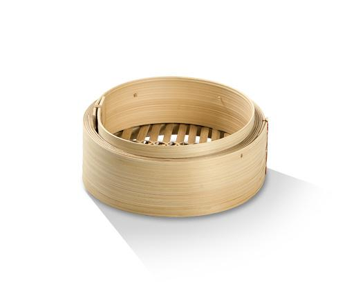 Bamboo Steamer Base 7""