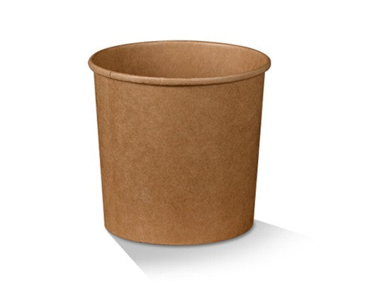 Brown Kraft Bowl 26oz