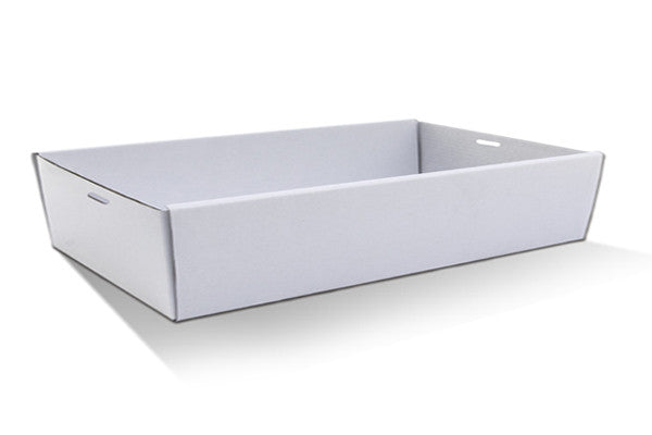 White Catering Tray-Large