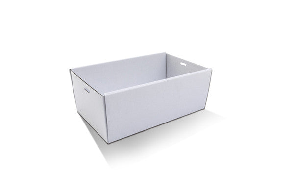 White Catering Tray-Small