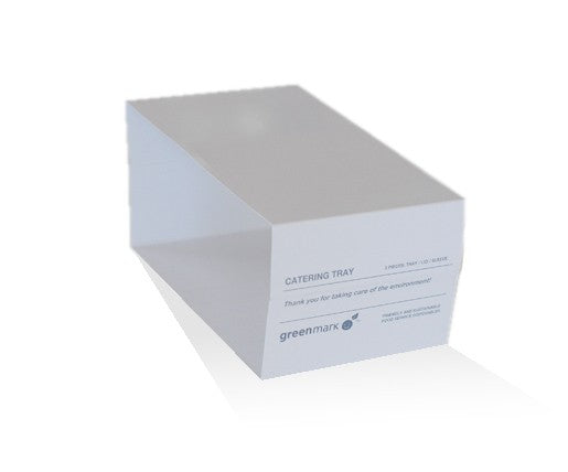 White Catering Tray Sleeve-Small