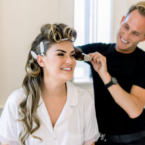 Brittany Cartwright's Bridal Glam