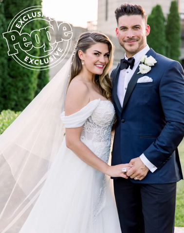 Brittany and Jax Wedding - Vanderpump Rules