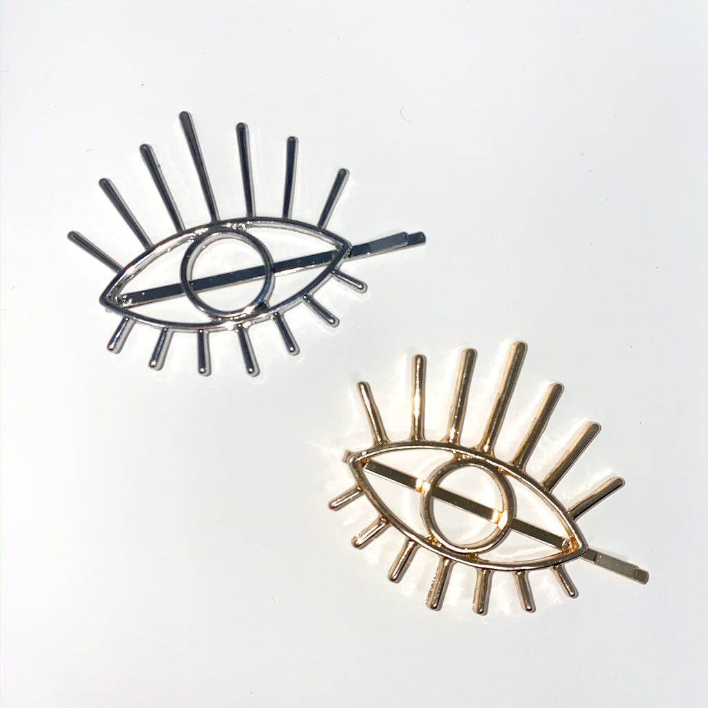 Catch One's Eye Hair Slide