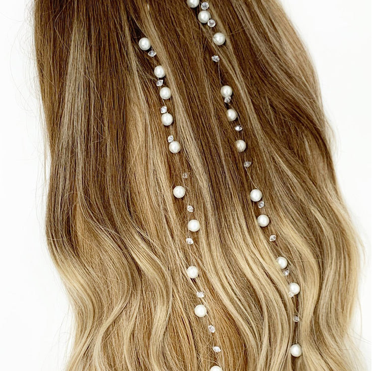 Bridal Waterfall Hairbling