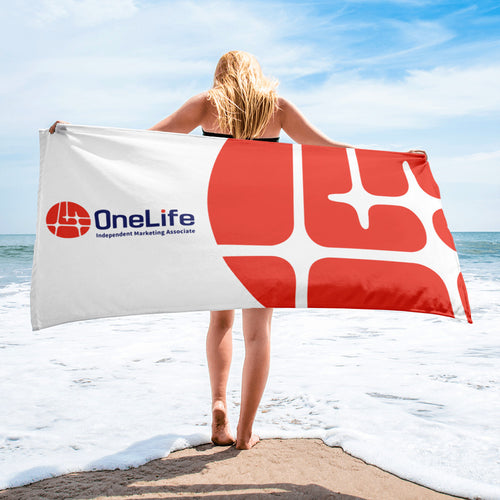 OneLife Towel Red