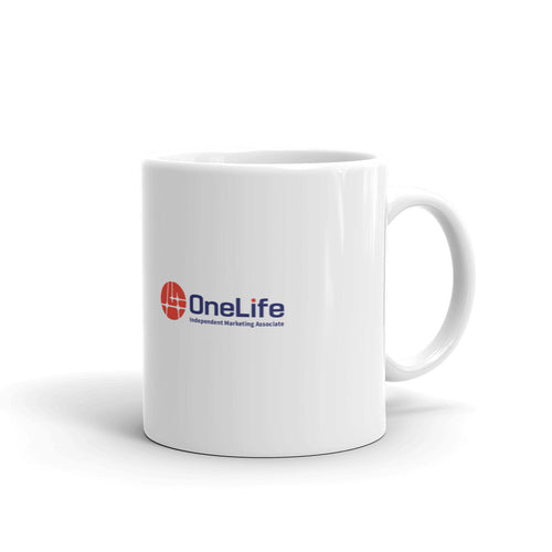 Mug OneLife Red
