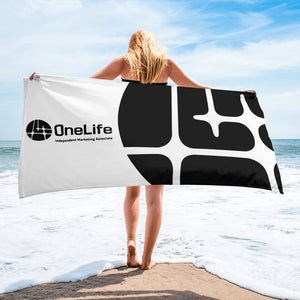 OneLife Towel Black