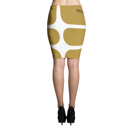 OneLife Gold Skirt